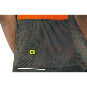 Alé Cycling Formula 1.0 Ultimate Bike Jersey Shortsleeve Men orange/black